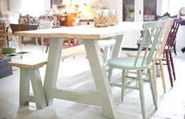 wooden-a-frame-table
