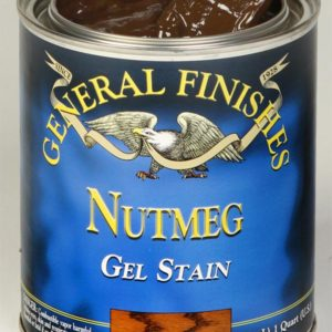 General Finishes Gel Stains and Top Coats