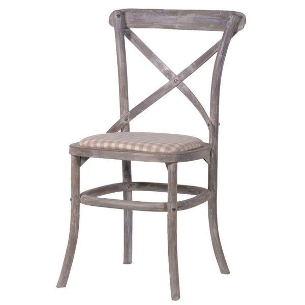 dnd066_belfort_dining_chair_with_check_seat_pad