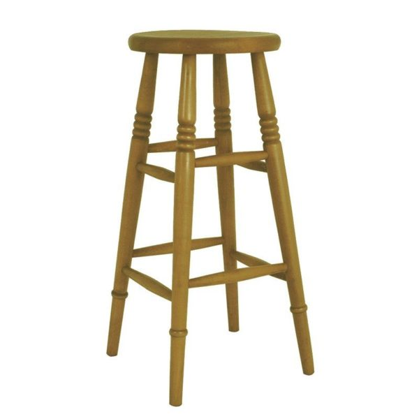 s036_high_beech_stool_the_gaiety_antique_and_vintage_store