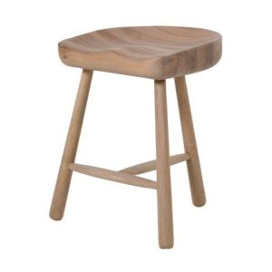 rng089_recycled_elm_wood_stool_small_the_gaiety_antique_and_vintage_store